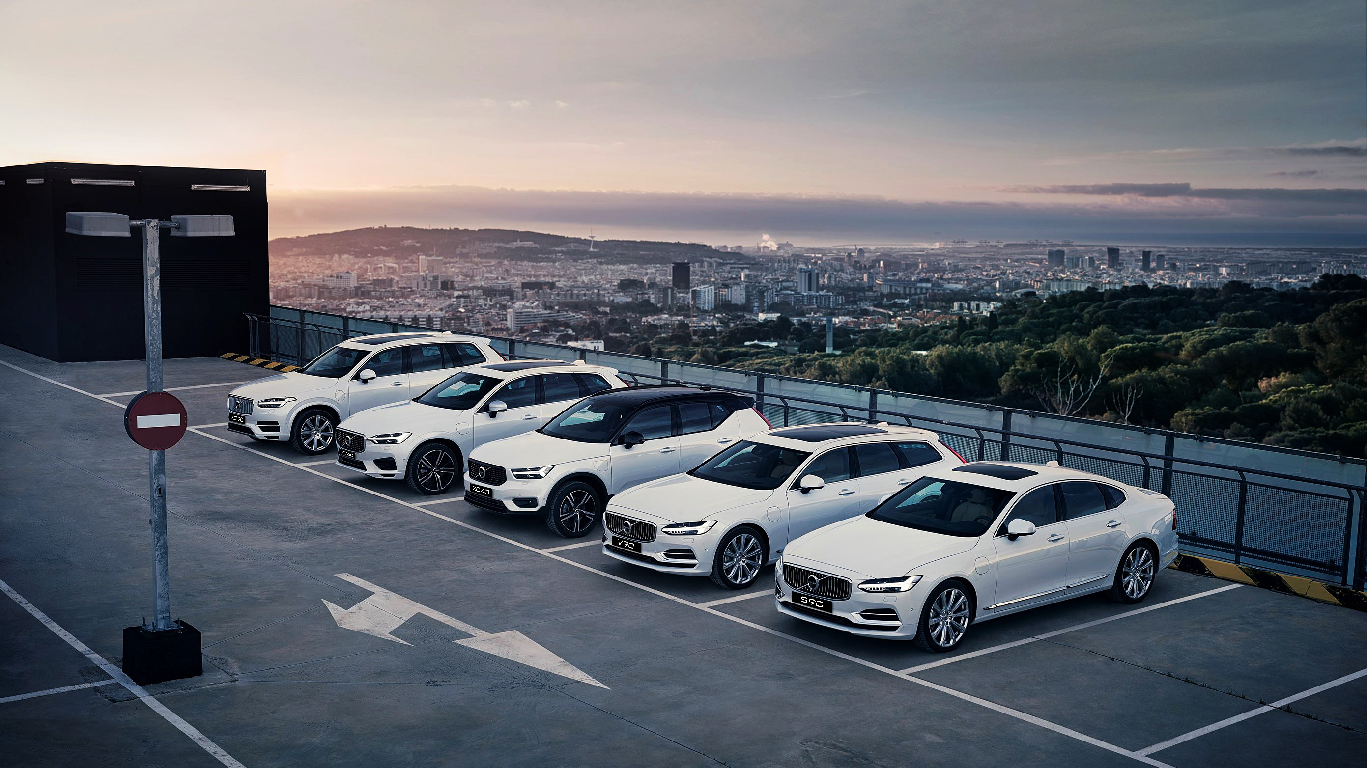 Volvo Cars Leaps Towards Electrified Future With New Range