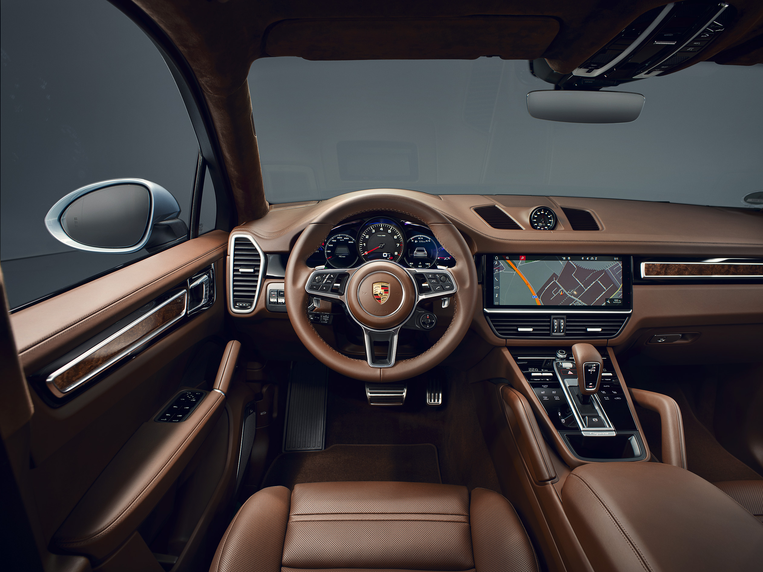 The New Porsche Cayenne S Coupe Now Available On Order