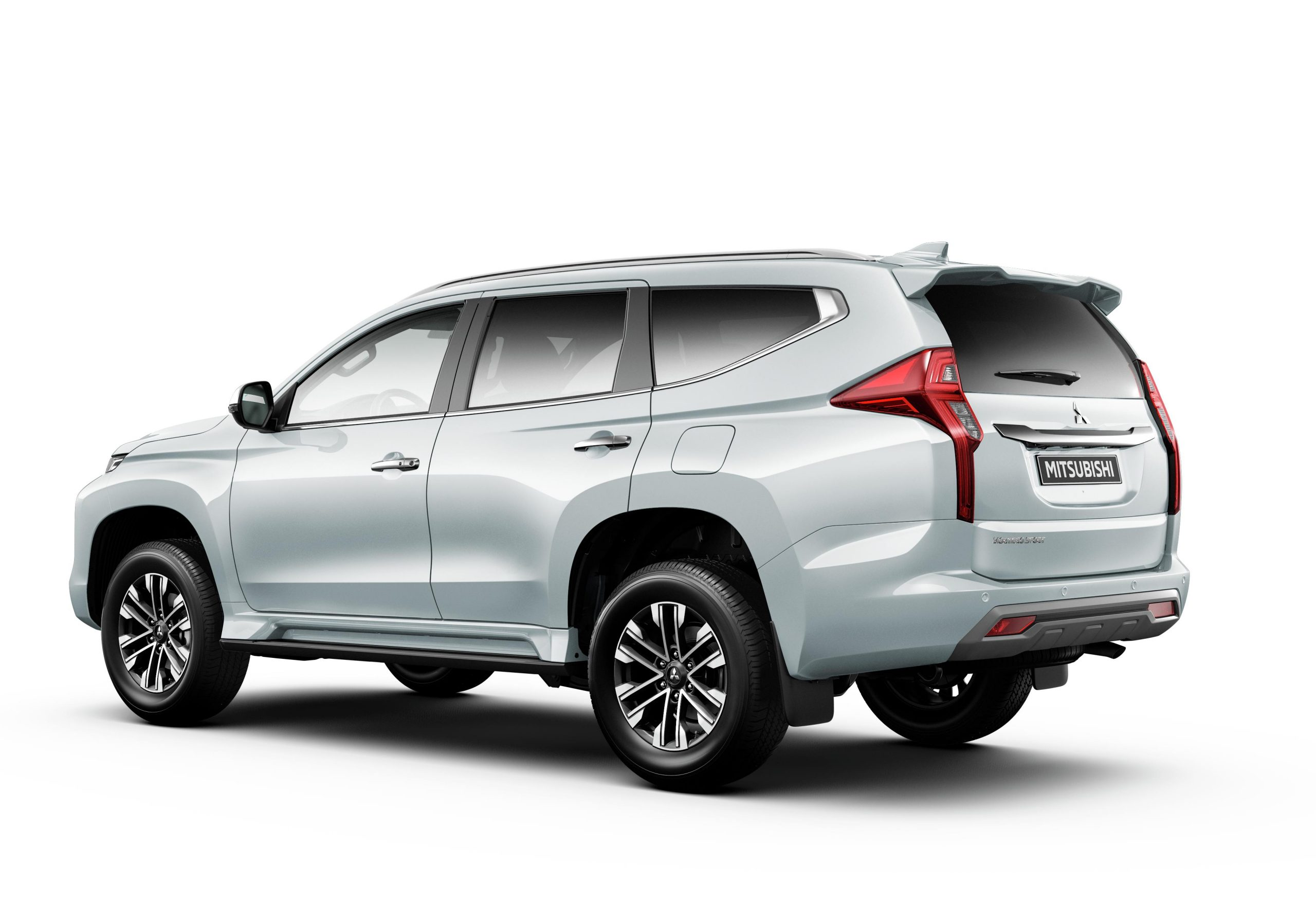 Mitsubishiph Introduces The Montero Sport Gt 4x4