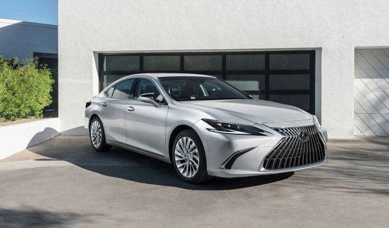 The new Lexus ES is now available in the country